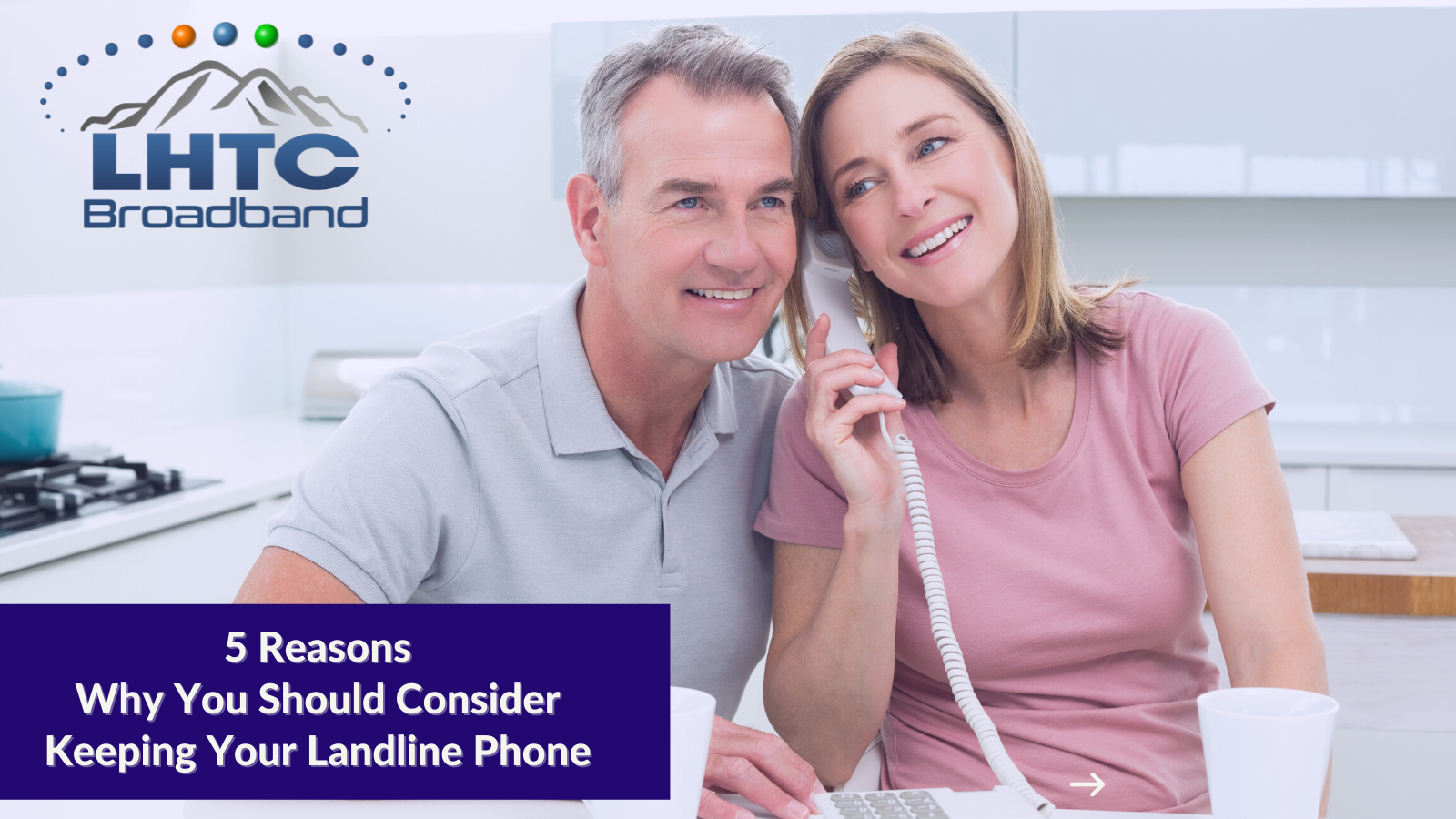 5 Reasons Why You Should Consider Keeping Your Landline Phone